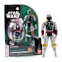 Star Wars Bandai 84645 Звездные Войны Яйцо-Трансформер Боба Фетт