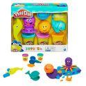 """Hasbro Play-Doh B1378 Игровой набор пластилина """"Подводный мир"""""""