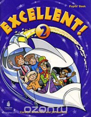 Excellent 2: Pupil's Book
