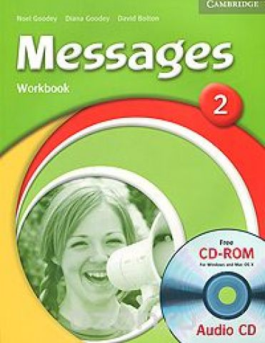 Messages 2: Workbook (+ CD-ROM)