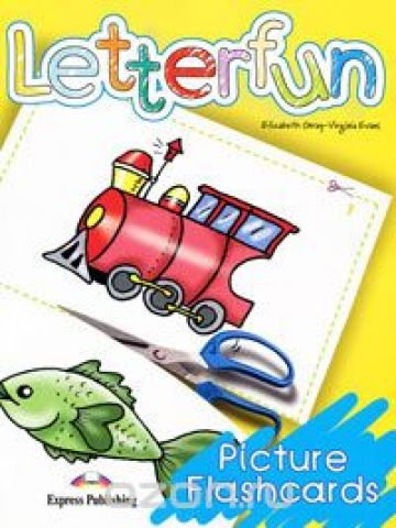 Letterfun: Picture Flashcards