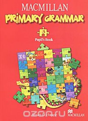 Macmillan Primary Grammar 3: Pupil's Book (+ CD)