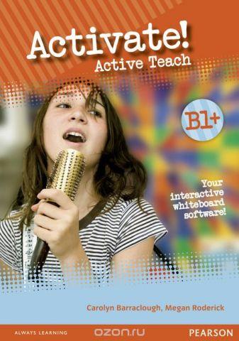 Activate! B1+: Active Teach (CD-ROM)