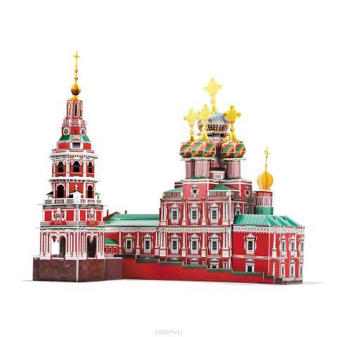 """CubicFun """"Рождественская церковь"""", 135 элементов"""