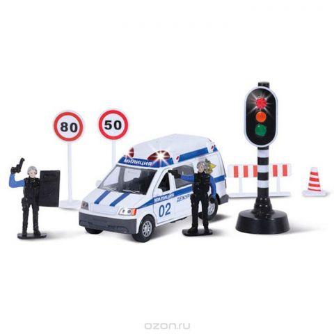 ТехноПарк Игровой набор Милиция/Полиция