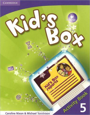 Kid's Box 5: Activity Book