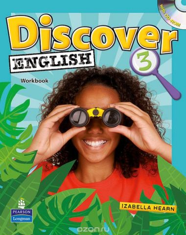 Discover English: Level 3: Workbook (+ CD-ROM)