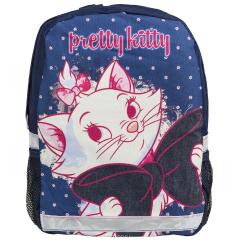 """Рюкзак детский """"Marie Cat"""", цвет: темно-синий. MCCB-UT1-566"""