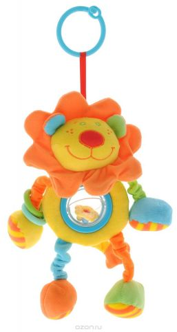 Mommy Love Мягкая игрушка-подвеска Лев Руру