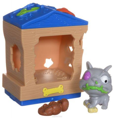 Ugglys Pet Shop Игровой набор Домик с фигуркой Mutt Hut