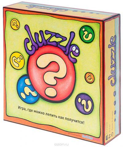 Magellan Настольная игра Cluzzle