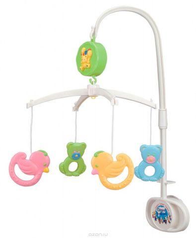 Canpol Babies Музыкальный мобиль Мишки и утки