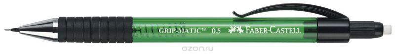 Faber-Castell Карандаш механический Grip-Matic цвет корпуса зеленый 137563