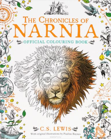 The Chronicles of Narnia: Colouring Book