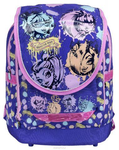 Monster High Рюкзак детский цвет фиолетовый