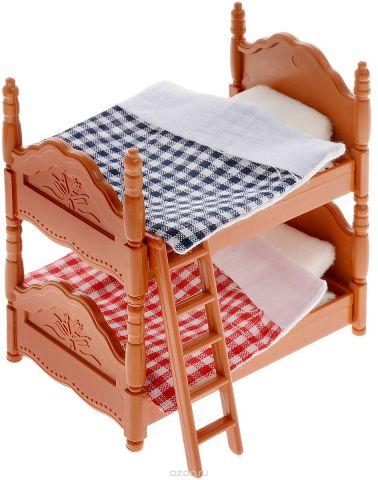 ABtoys Набор мебели для спальни Счастливые друзья