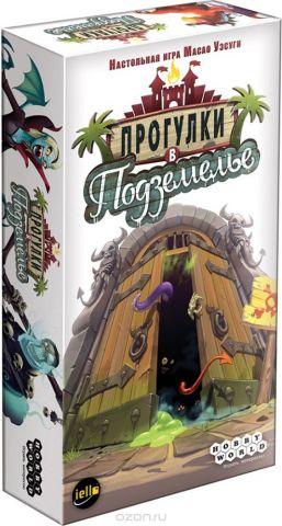 Hobby World Настольная игра Прогулки в Подземелье
