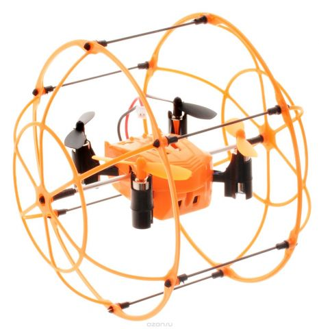 От винта! Квадрокоптер на радиоуправлении Fly-0246