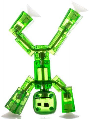 Stikbot Фигурка Стикбот цвет зеленый