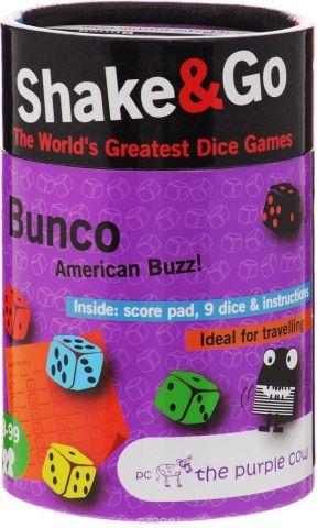 The Purple Cow Настольная игра Bunco