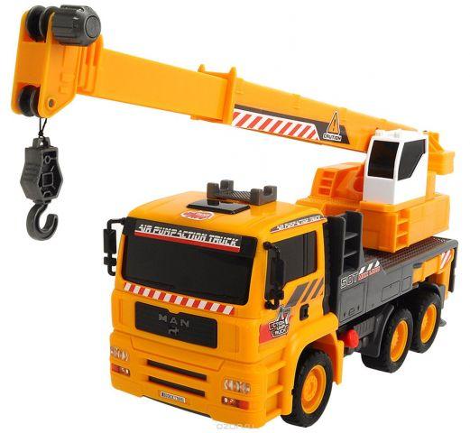 Dickie Toys Автокран AirPump