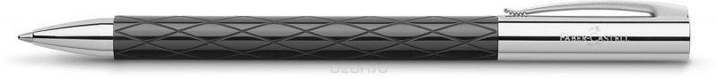 Faber-Castell Ручка шариковая Ambition Rhombus M цвет чернил черный