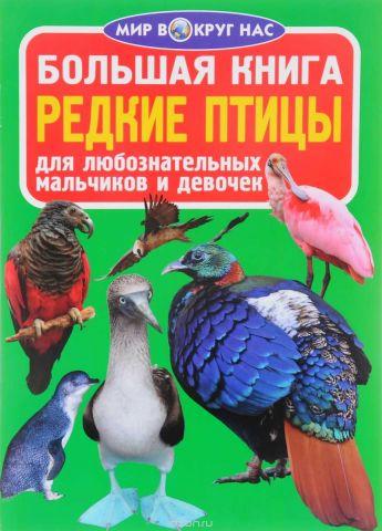 Редкие птицы