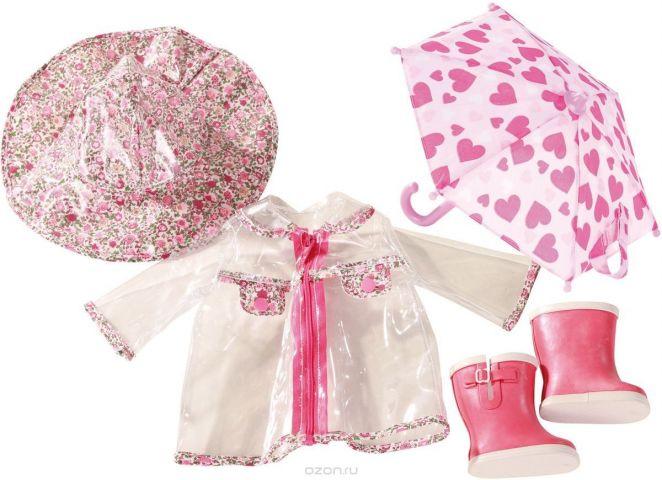 Gotz Набор одежды для дождливой погоды