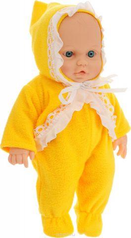 Весна Пупс Малышка цвет одежды желтый белый