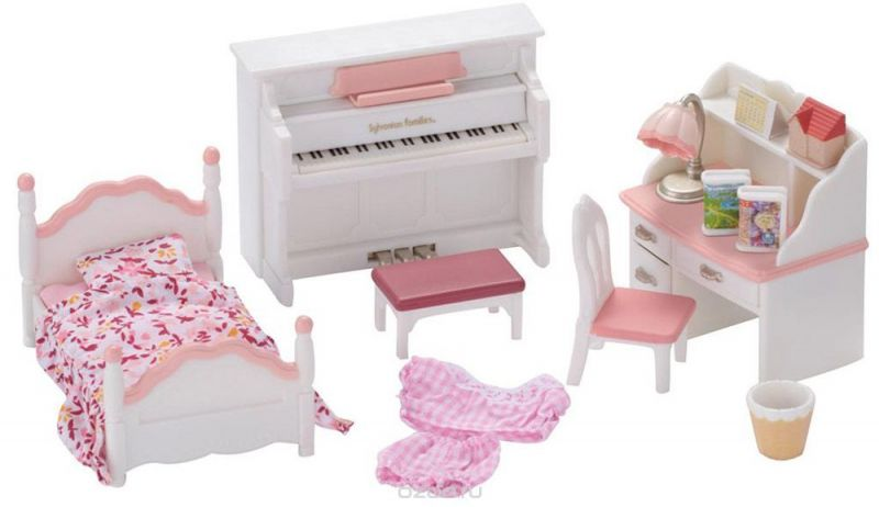 Sylvanian Families Игровой набор Детская комната