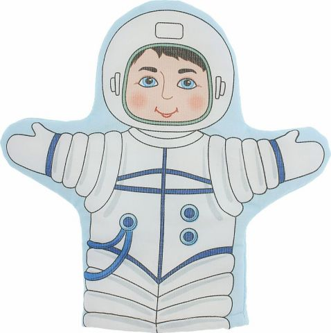 Sima-land Игрушка на руку Космонавт