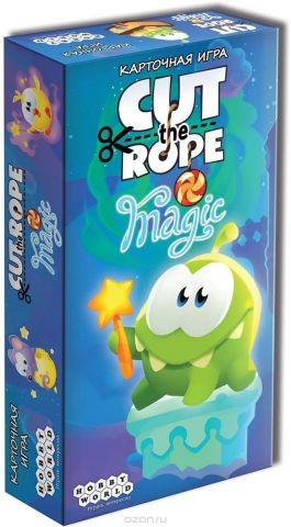 Hobby World Настольная игра Cut The Rope Magic