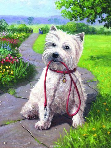 Royal & Langnickel Картина по номерам Время прогулки