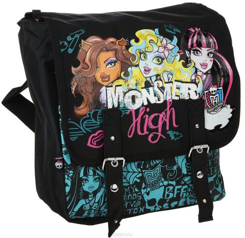 Рюкзак Размер 30 х 28 х 12 см. Monster High