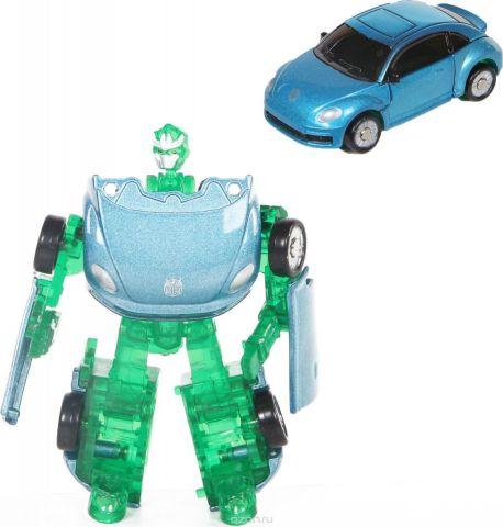 Yako Робот-трансформер цвет голубой зеленый Y3686144-1