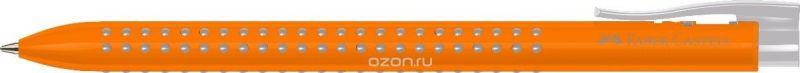 Faber-Castell Ручка шариковая Grip 2022 цвет корпуса оранжевый