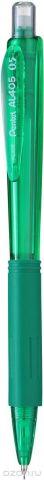 Pentel Карандаш механический цвет корпуса зеленый