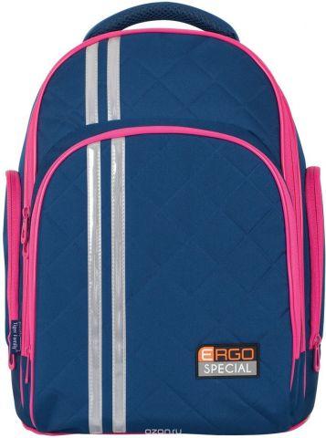 Tiger Enterprise Рюкзак Ergo Special цвет синий малиновый
