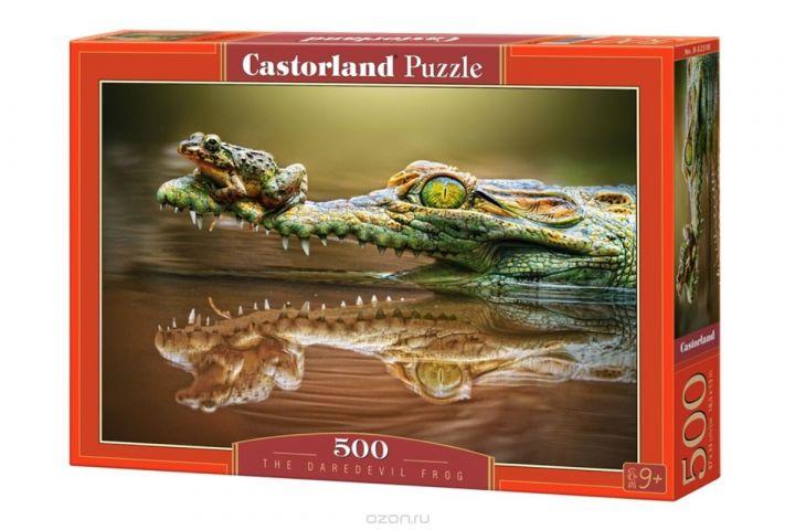 Castorland Пазл Крокодил