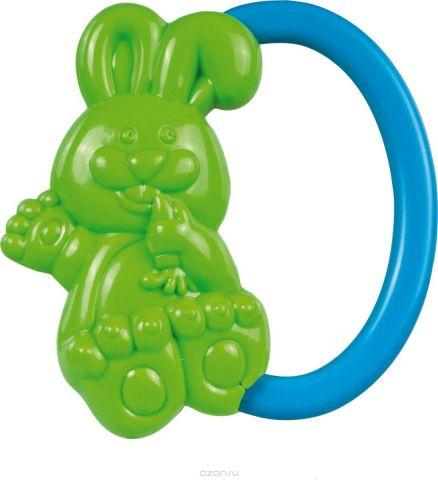 Canpol Babies Погремушка Кролик цвет зеленый
