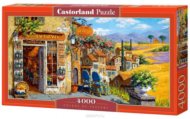 Castorland Пазл Цвета Тосканы