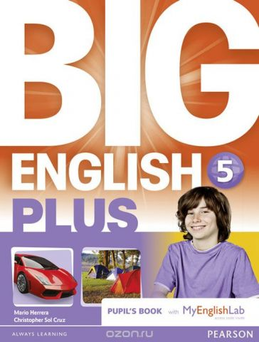Big English Plus 5 Pupil's Book with Myenglishlab Access Code Pack