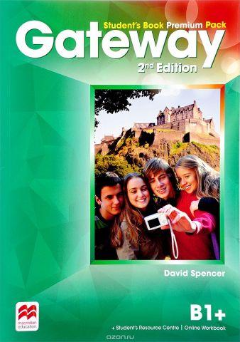 Gateway B1+: Student's Book Premium