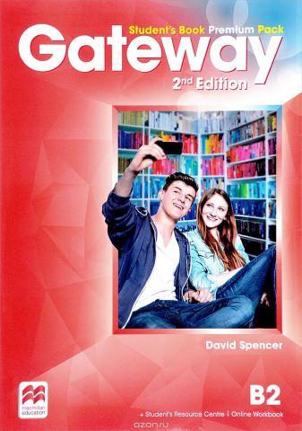 Gateway B2: Student's Book Premium Pack