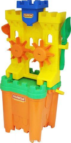 Полесье Набор игрушек для песочницы №467