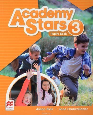 Academy Stars: Level 3: Pupil's Book Pack