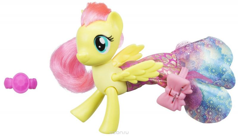 My Little Pony Фигурка Land & Sea Fashion Styles Fluttershy