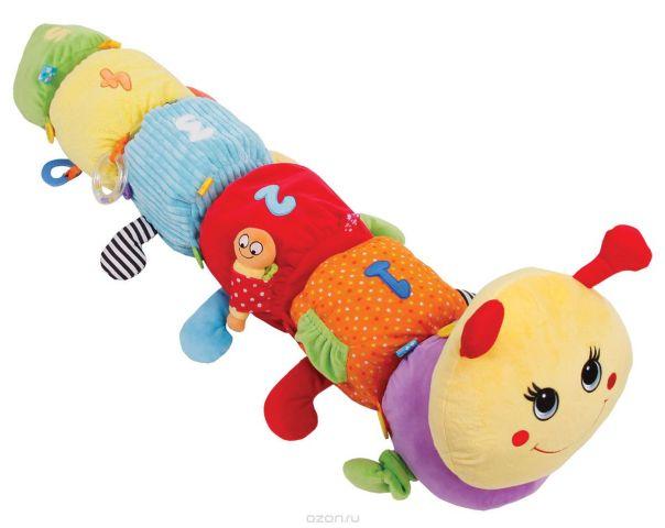 Happy Snail Развивающая игрушка Гусеница Мари