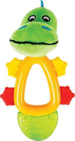Happy Snail Игрушка-погремушка Кроко