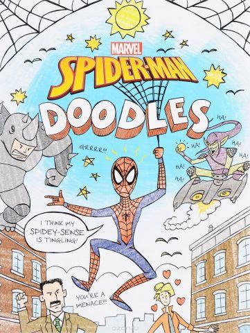 Marvel Spider-Man Doodles